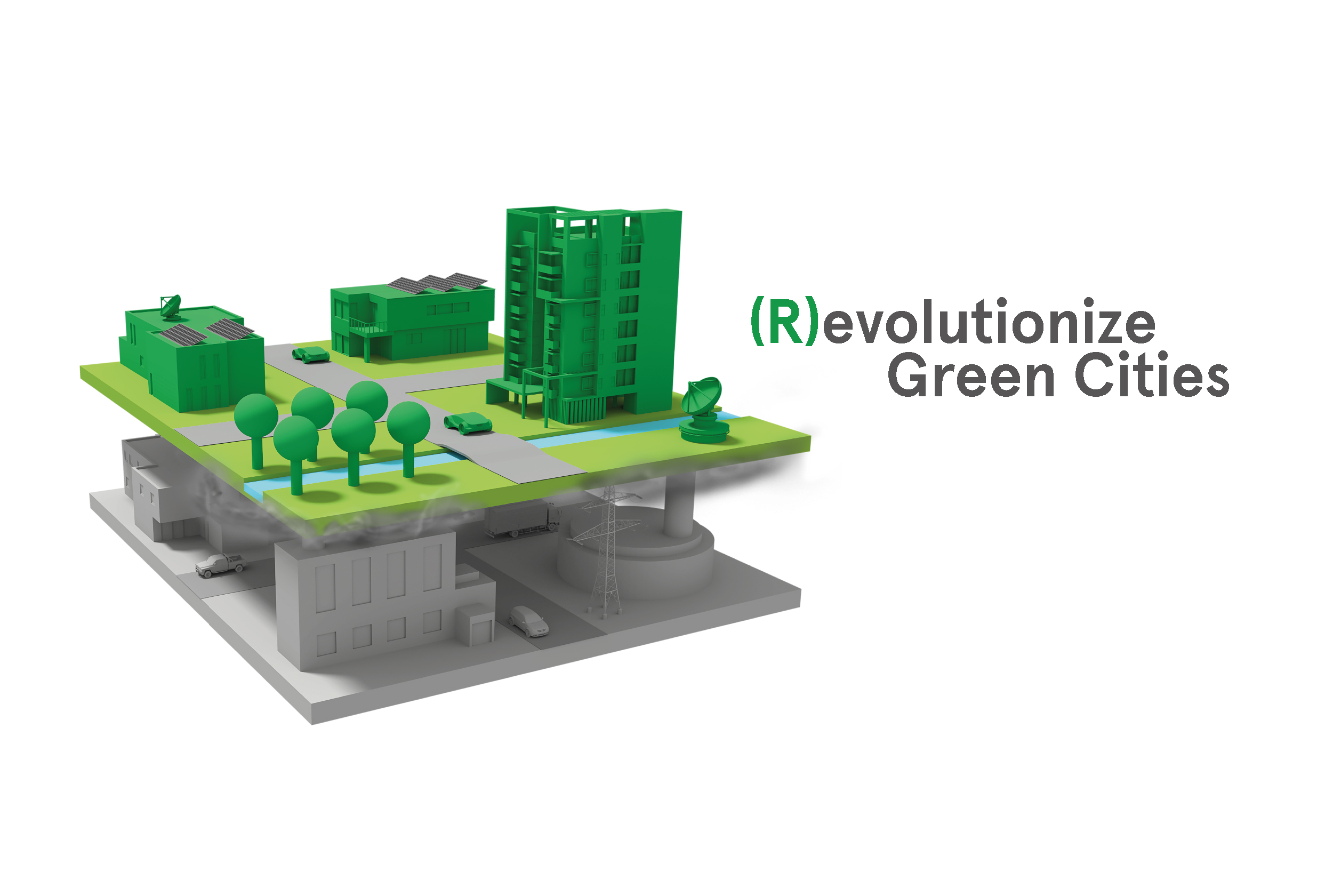EnBW Innovation – (R)evolutionize Green Cities