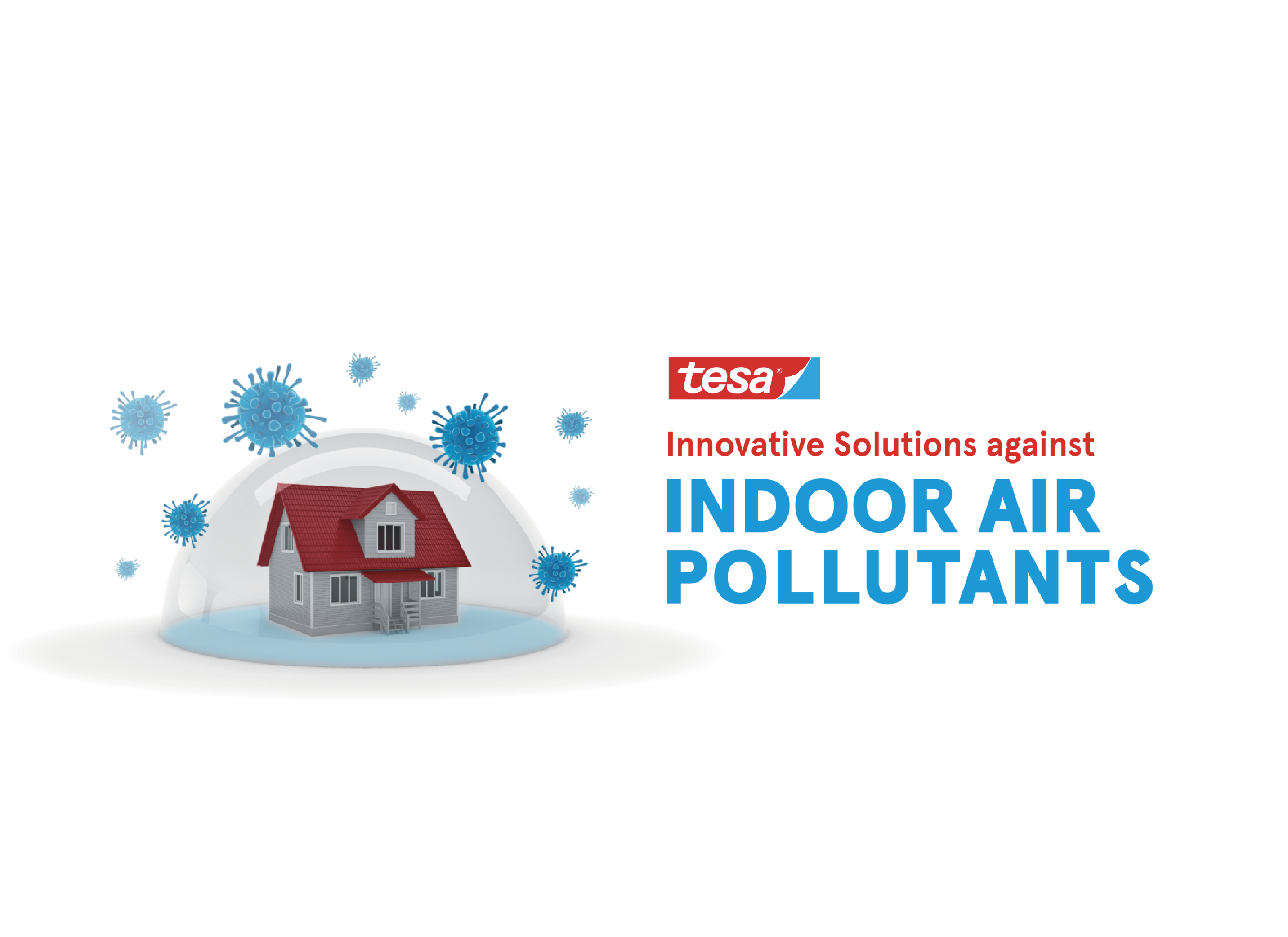 tesa – Innovative Solutions against Indoor Air Pollutants