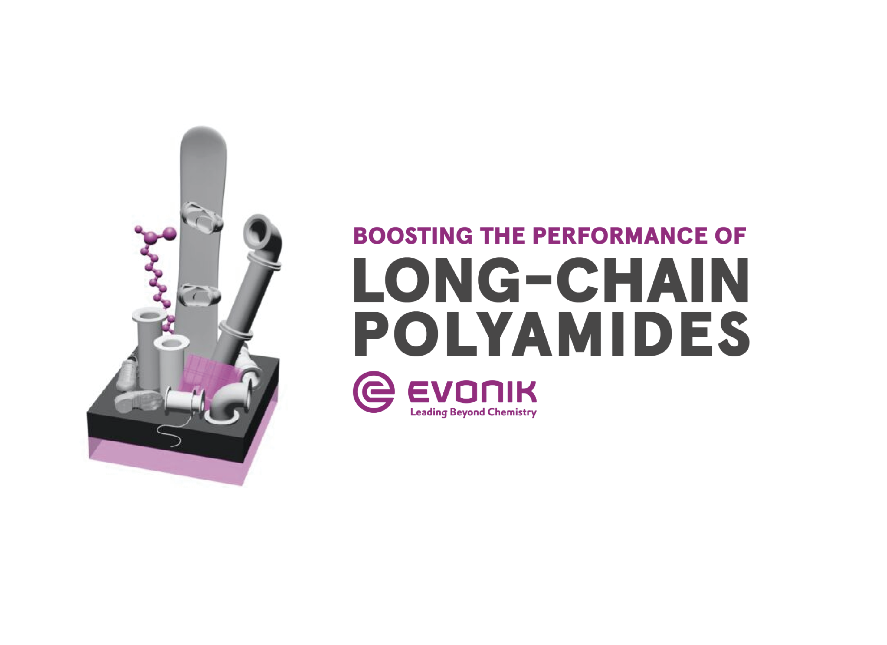 evonik – Boosting the performance of long-chain polyamides